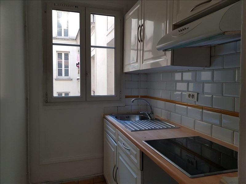 Rental apartment Paris 10ème 1450€ CC - Picture 3