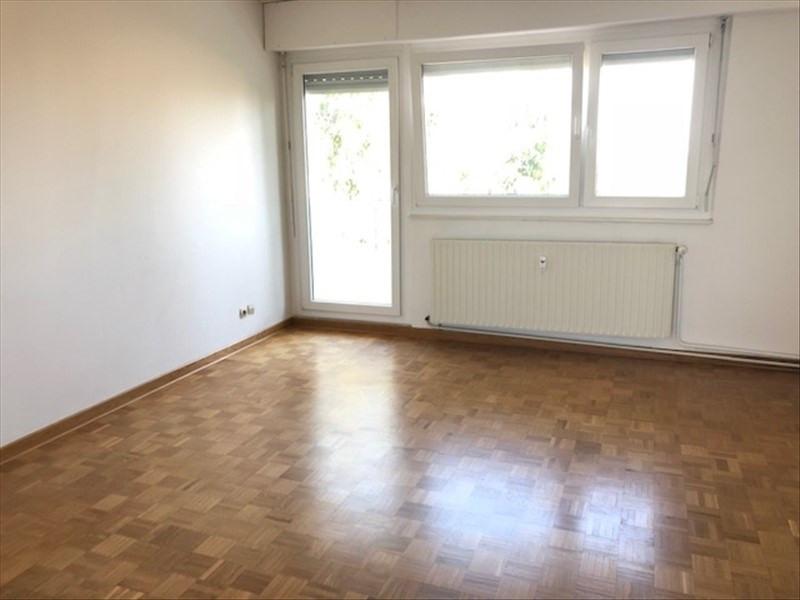 Rental apartment Bischheim 694€ CC - Picture 1