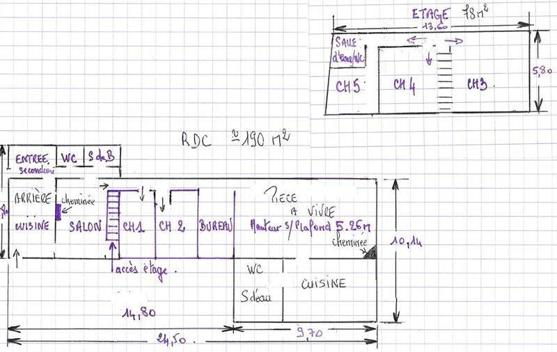 Sale house / villa Le poiré-sur-velluire 230000€ - Picture 10