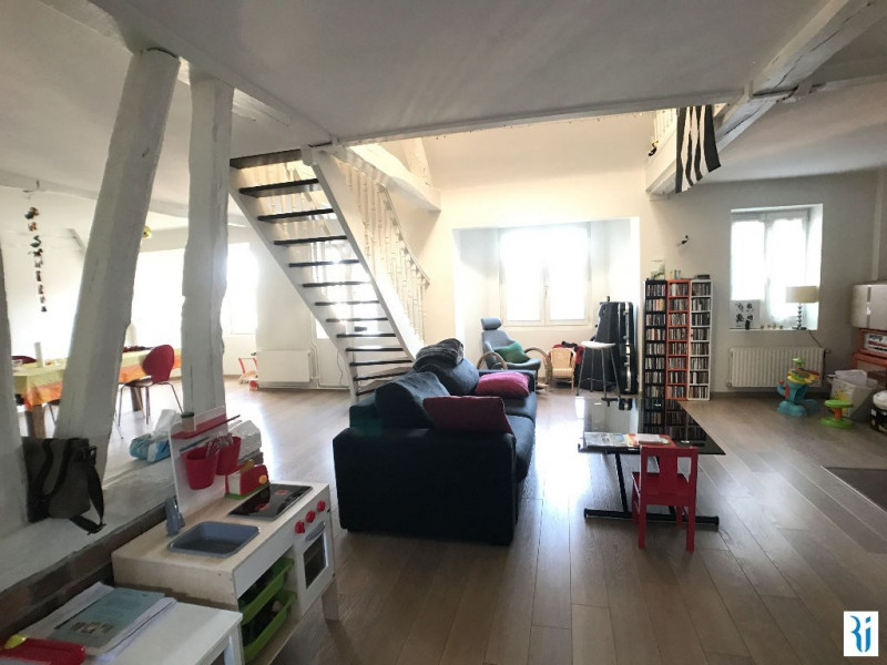 Sale apartment Rouen 299 000€ - Picture 4