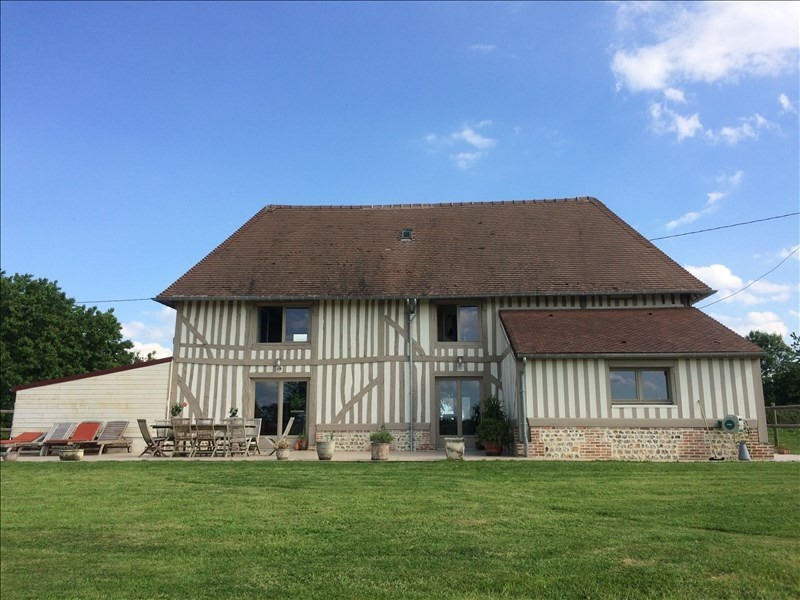Sale house / villa Cormeilles 404000€ - Picture 4