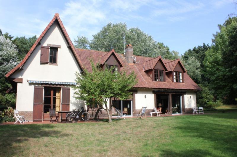 Revenda residencial de prestígio casa Le touquet paris plage 993000€ - Fotografia 2