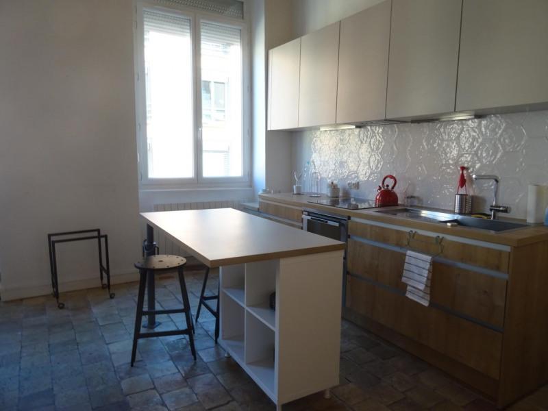 Verhuren  appartement Lyon 1er 900€ CC - Foto 3