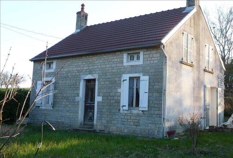 Vente maison / villa Brazey en plaine 127800€ - Photo 1