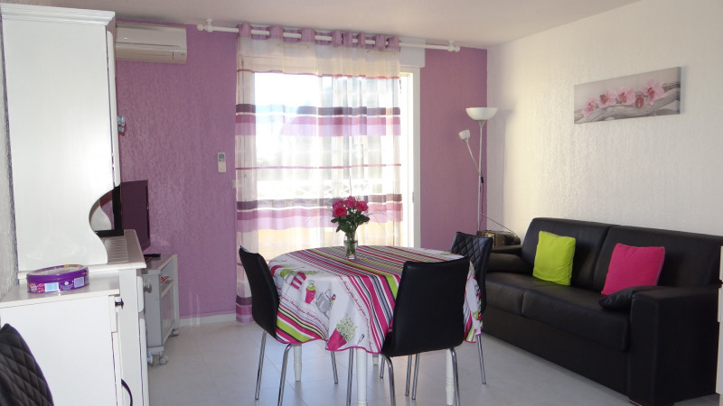Vacation rental apartment Cavalaire sur mer 550€ - Picture 4