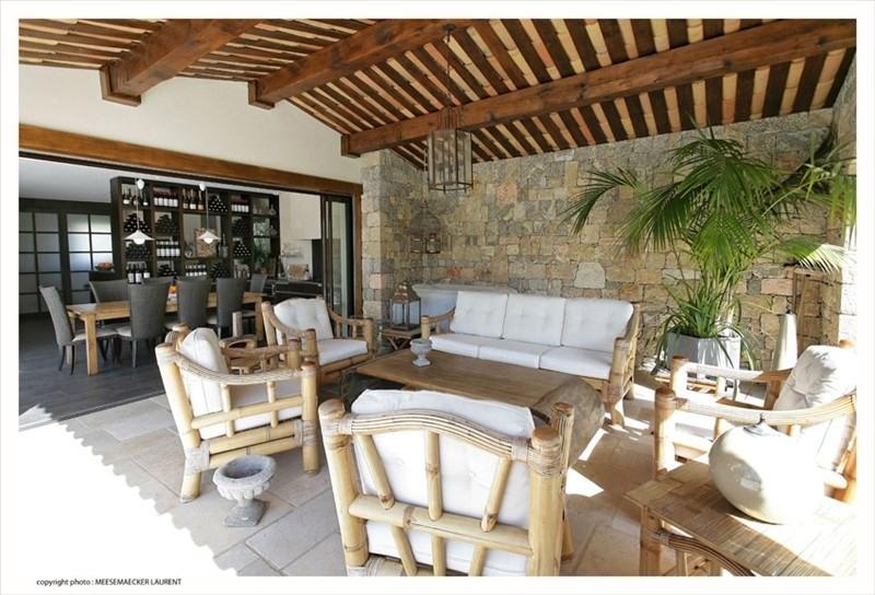 Revenda residencial de prestígio casa Juan les pins 4500000€ - Fotografia 7