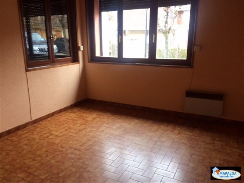Location appartement Mont saxonnex 530€ CC - Photo 2