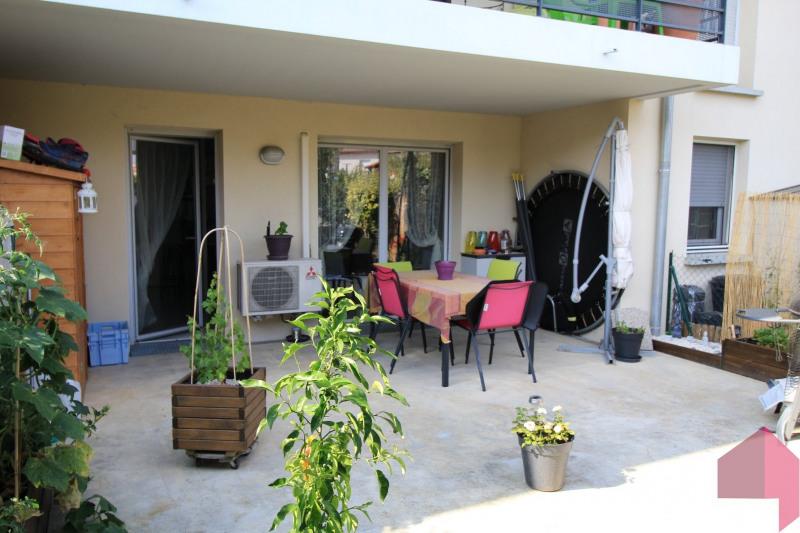 Vente appartement Quint fonsegrives 188000€ - Photo 8