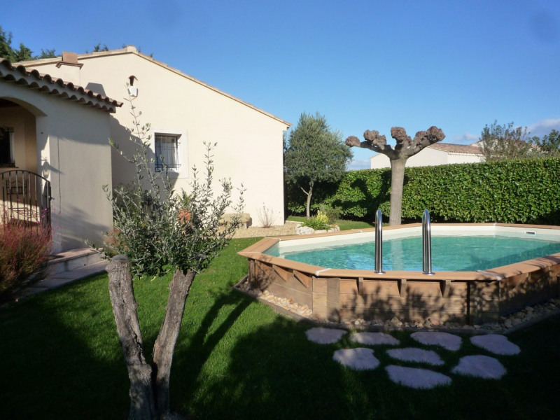 Sale house / villa Serignan du comtat 298000€ - Picture 2