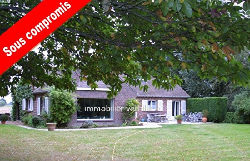 Vente maison / villa Fleurbaix 460000€ - Photo 1