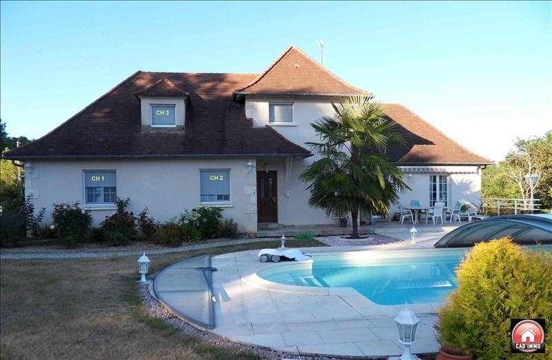 Vente maison / villa St jean d eyraud 318000€ - Photo 1