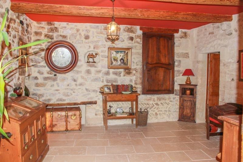 Vente de prestige maison / villa Villeneuve les avignon 522000€ - Photo 7