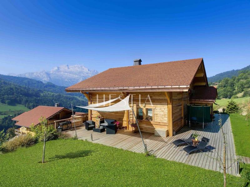 Vente de prestige maison / villa Manigod 1365000€ - Photo 27