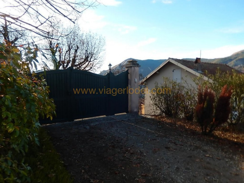 Viager appartement Clans 117000€ - Photo 5