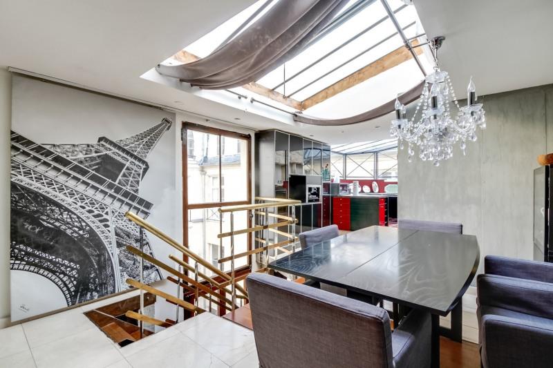 Rental private mansion Paris 6ème 6500€ CC - Picture 11