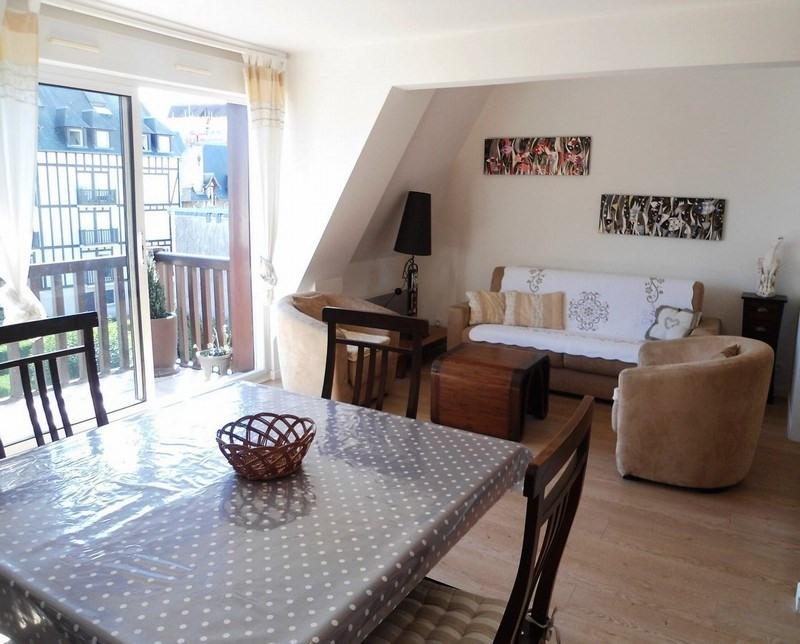 Verkoop  appartement Deauville 275000€ - Foto 3