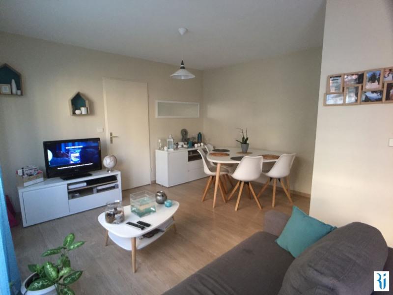 Rental apartment Rouen 595€ CC - Picture 1