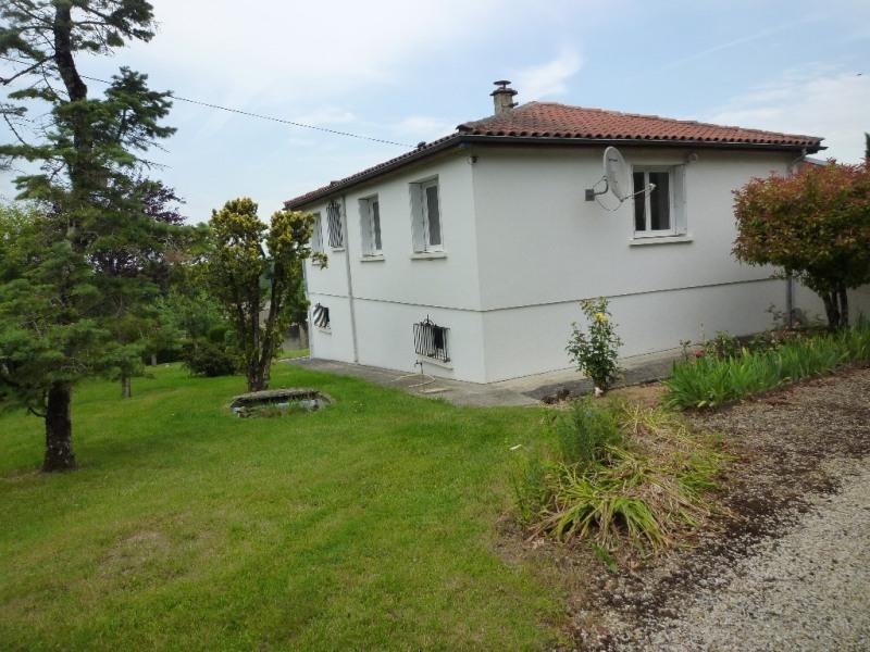 Location maison / villa Cherves richemont 700€ CC - Photo 1