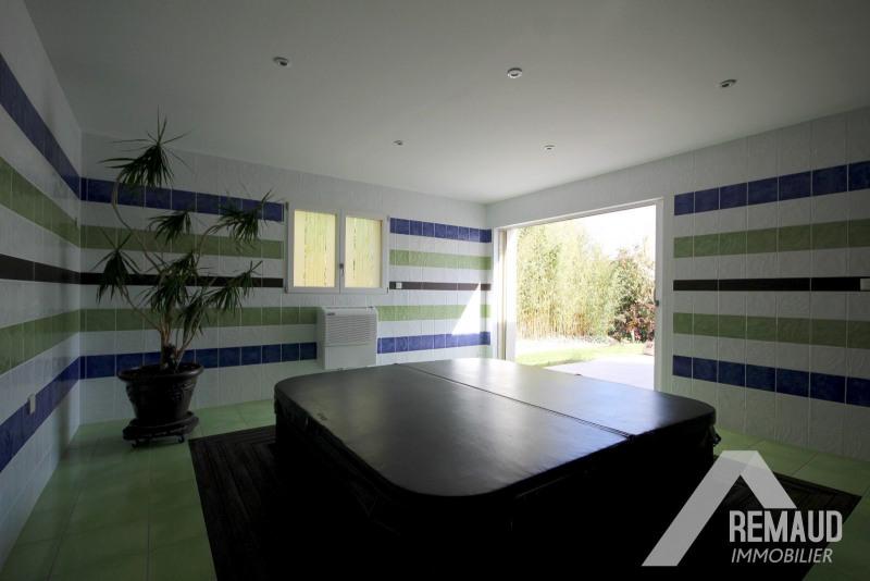 Sale house / villa Aizenay 380000€ - Picture 4