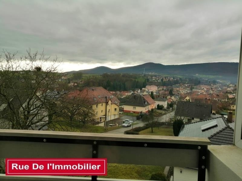 Vente appartement Niederbronn les bains 147000€ - Photo 1