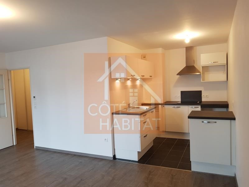 Rental apartment Aulnoye aymeries 520€ CC - Picture 1