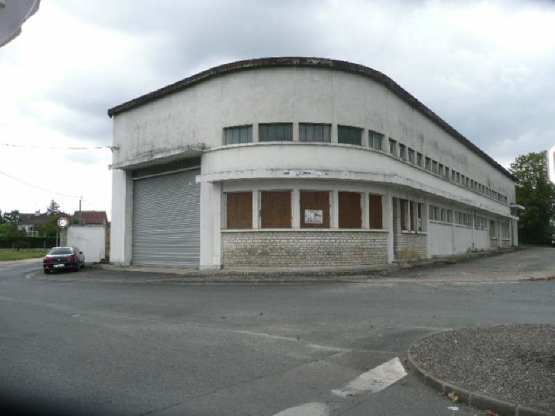 Sale building Vierzon 340 000€ - Picture 1