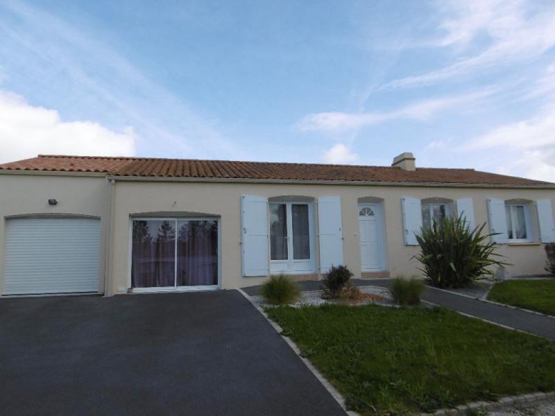 Vente maison / villa St georges de pointindoux 210500€ - Photo 1