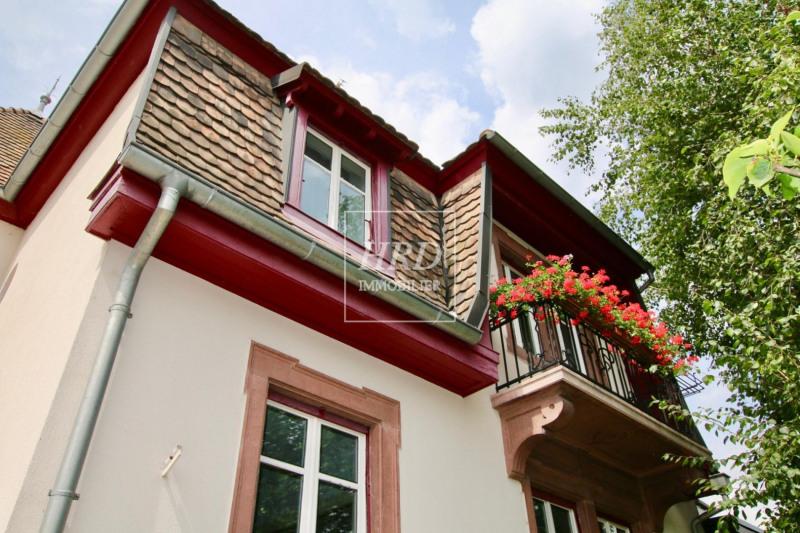 Revenda residencial de prestígio casa Strasbourg 797000€ - Fotografia 2