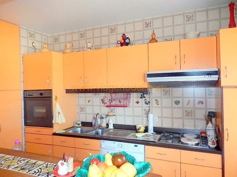 Lijfrente  appartement Roquebrune-cap-martin 130000€ - Foto 3