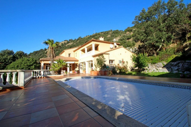 Deluxe sale house / villa Sorede 766 500€ - Picture 1