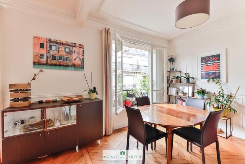 Vente appartement Paris 17ème 925000€ - Photo 4