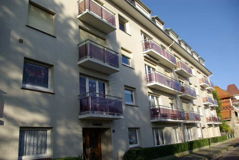 Sale apartment Le touquet paris plage 125 000€ - Picture 1