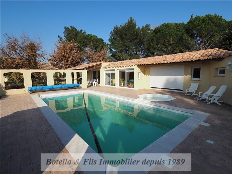 Verkoop van prestige  huis Uzes 610000€ - Foto 3