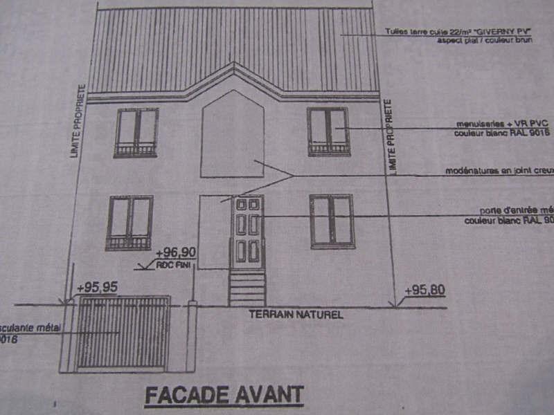 Sale house / villa Amblainville 229000€ - Picture 2