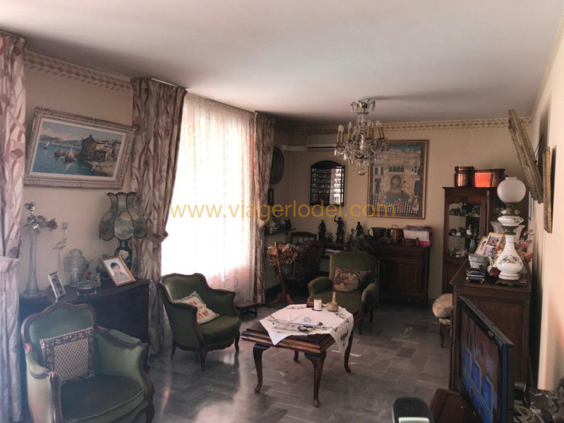 Life annuity apartment Nice 83 000€ - Picture 3