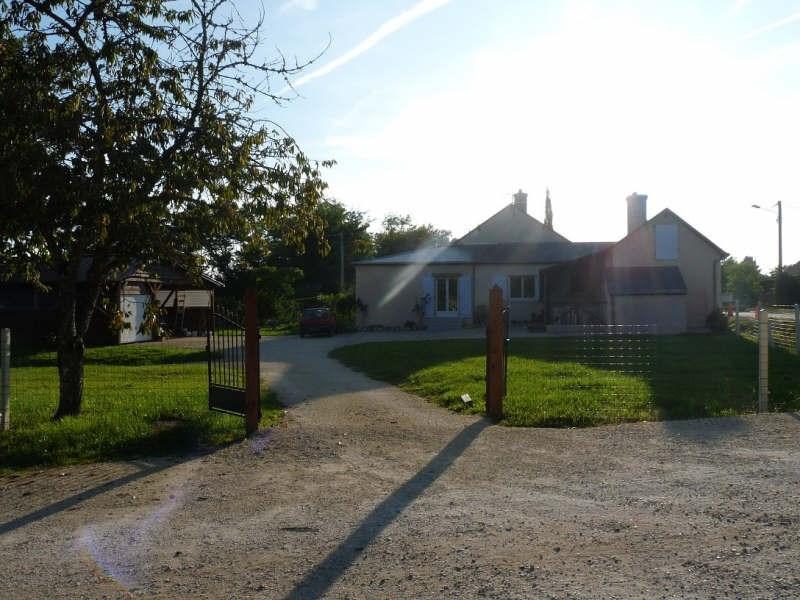 Sale house / villa Menetreol sur sauldre 135000€ - Picture 2