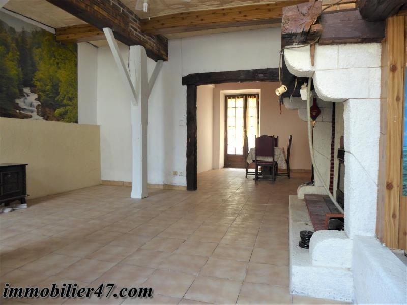 Vente maison / villa Granges sur lot 69900€ - Photo 2