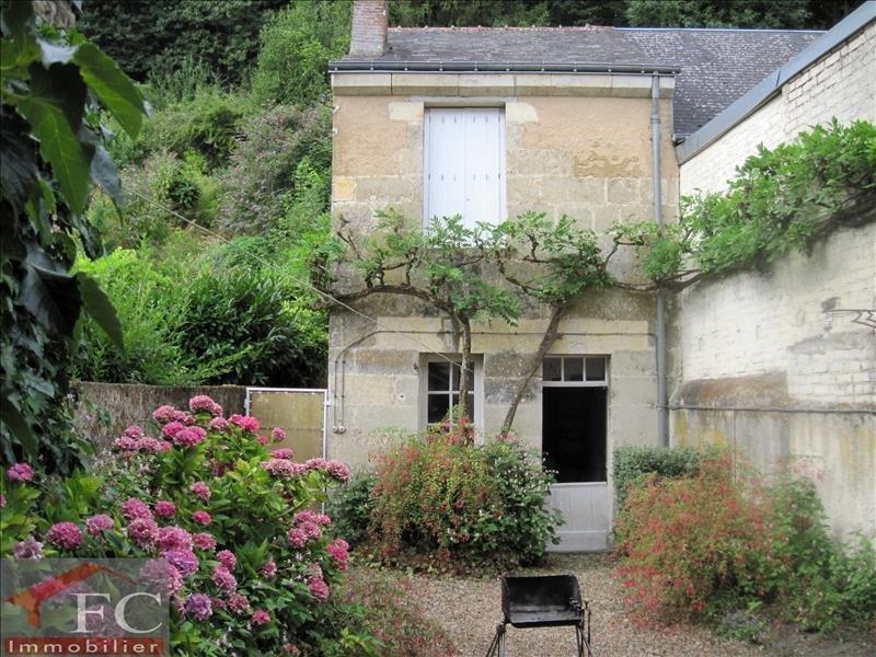 Sale house / villa La chartre sur le loir 118000€ - Picture 1