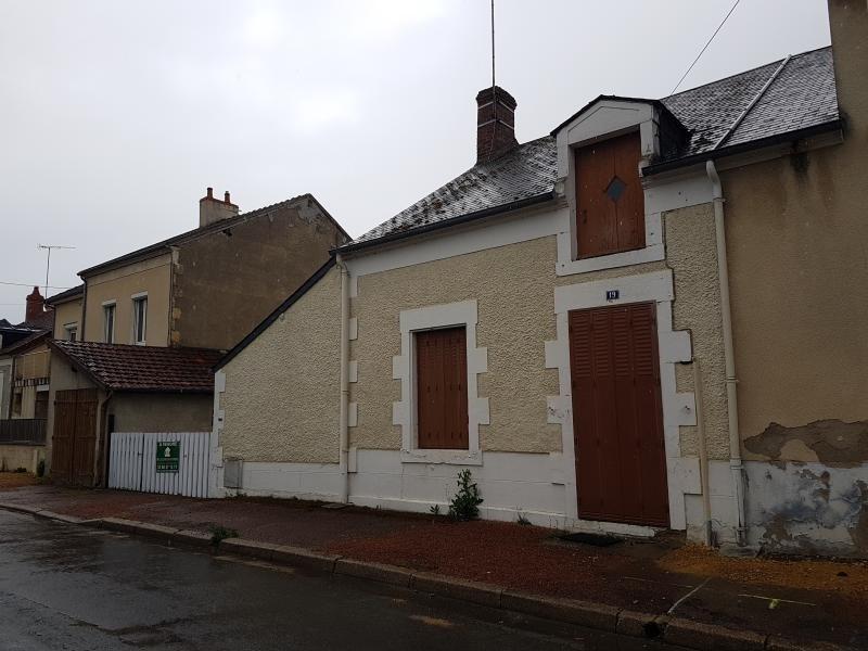 Vente maison / villa Fourchambault 56000€ - Photo 1