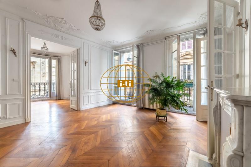 Vente de prestige appartement Paris 9ème 1895000€ - Photo 3