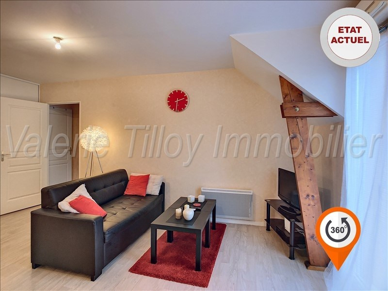 Investment property apartment Noyal chatillon sur seiche 105 000€ - Picture 3