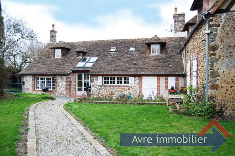 Sale house / villa Verneuil d'avre et d'iton 265000€ - Picture 1