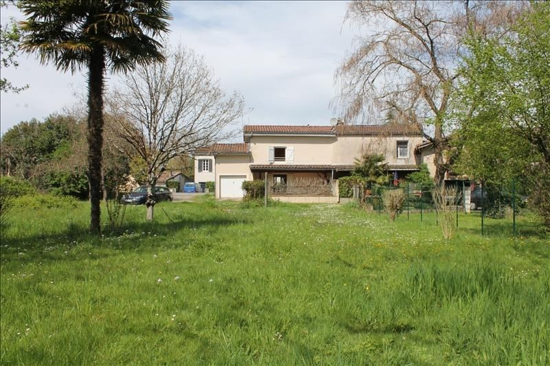 Vente maison / villa Langon 118700€ - Photo 1