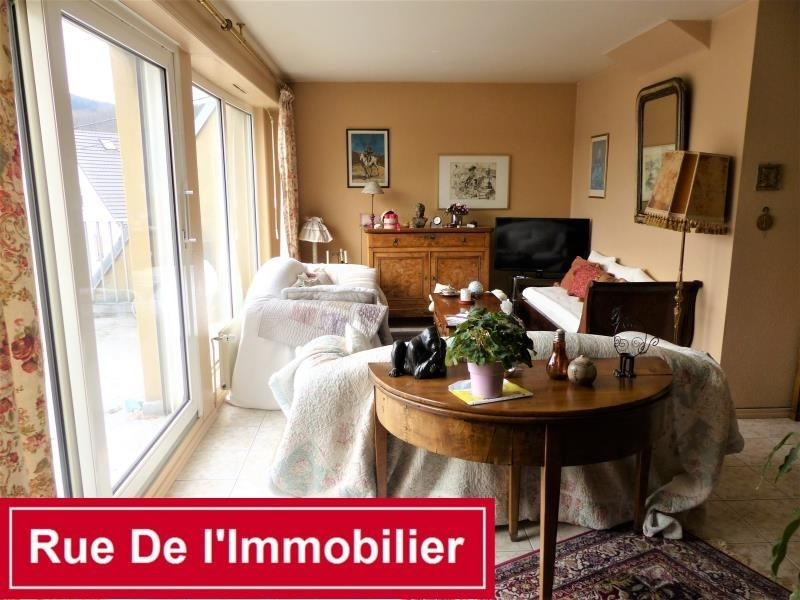 Investment property apartment Saverne 128 400€ - Picture 2