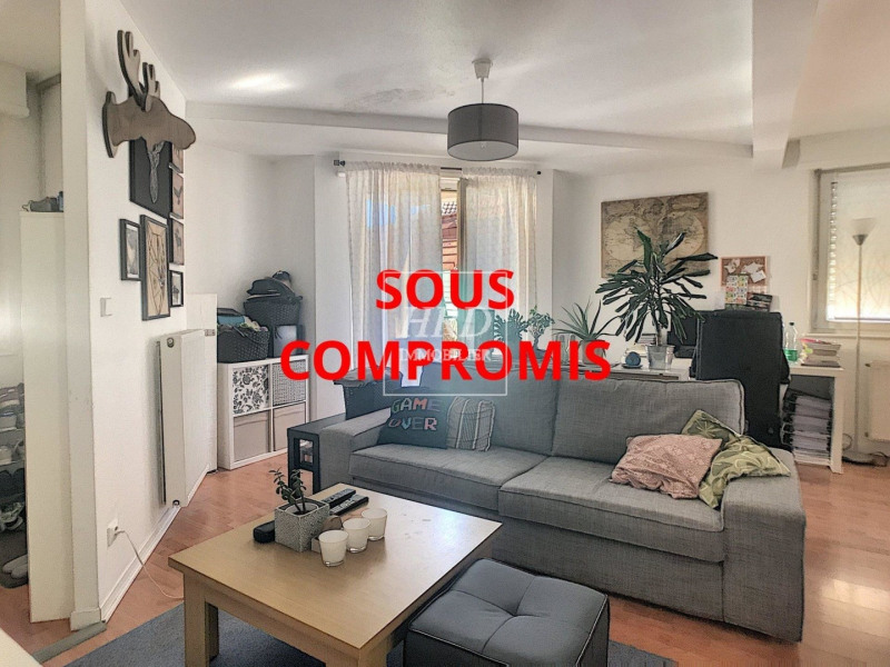 Vente appartement Marlenheim 125 350€ - Photo 1