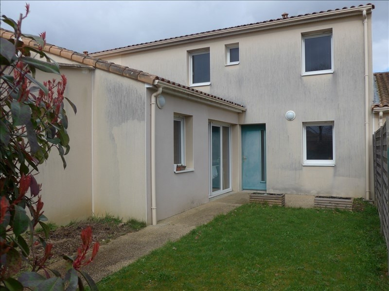 Vente maison / villa La roche sur yon 149800€ - Photo 1