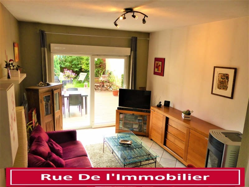 Sale apartment Weyersheim 223 990€ - Picture 1