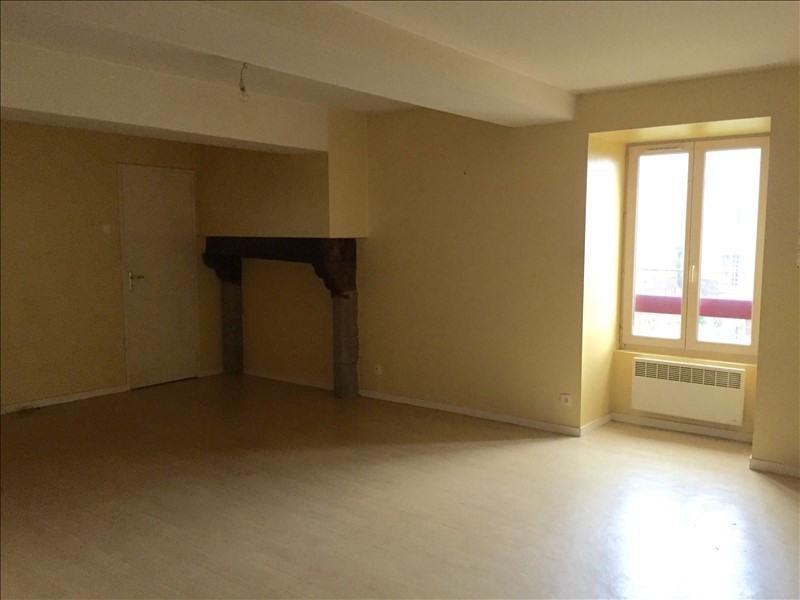 Rental apartment Pire sur seiche 370€ CC - Picture 1
