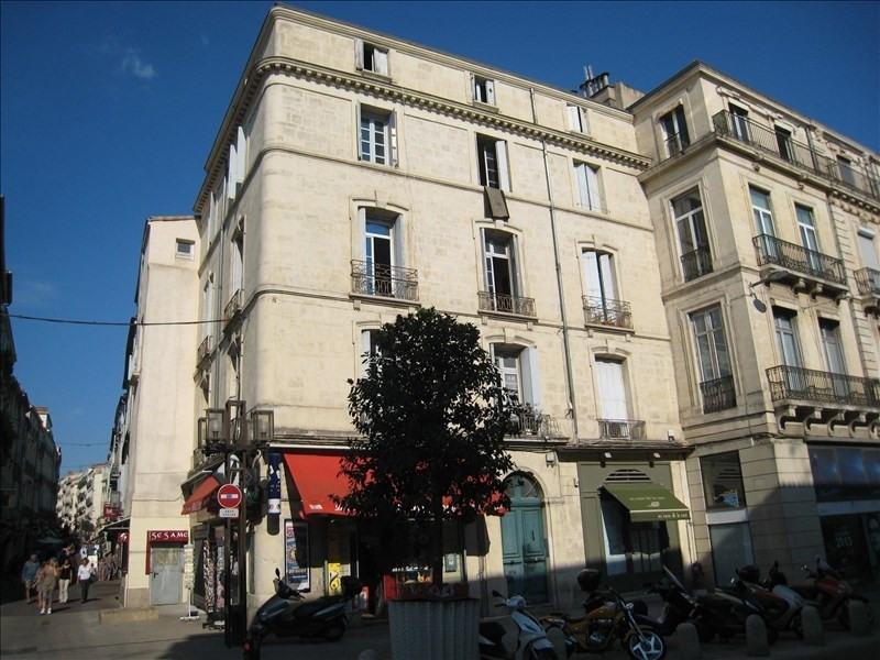 Locação apartamento Montpellier 623€ CC - Fotografia 1