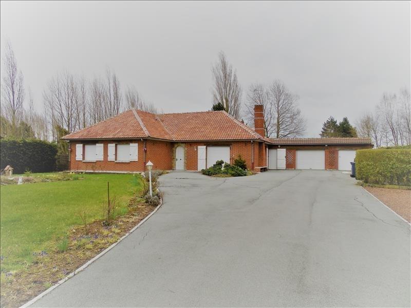 Sale house / villa Richebourg 364000€ - Picture 1